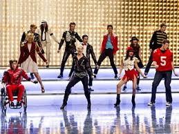 Glee Tribute To Michael Jackson