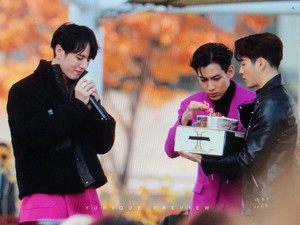 Got7 MIni fan meeting