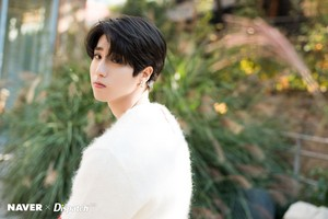 Han - Clé: Levanter Promotion Photoshoot por Naver x Dispatch