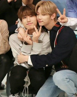Han and Felix