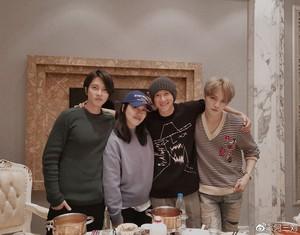 Hangeng, Kim Jaejoong and Yamashita Tomohisa