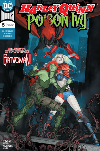 Harley Quinn and Poison Ivy (2020) no. 5