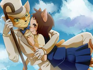 Haru and Baron