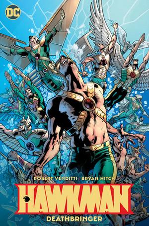 Hawkman Vol 2 Deathbringer