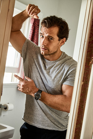 Henry Cavill - Men's Health Photoshoot - 2019