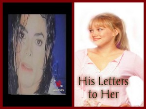 His Letters to Her