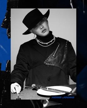 Hongjoong individual 'Action To Answer' concept photos
