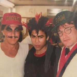 Hook (1991) Behind the Scenes - Dustin Hoffman, Dante Basco and Robin Williams
