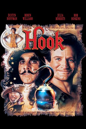 Hook (1991) Poster