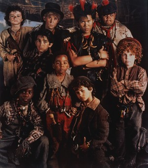 Hook (1991) Promo - Lost Boys
