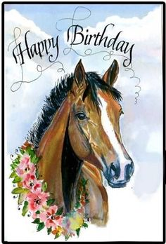 Horse Birthday