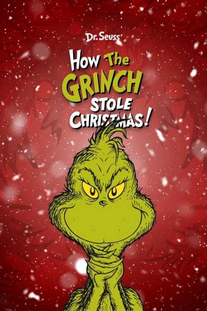 How the Grinch 偷了 Christmas! (1966) Poster