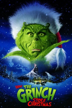 How the Grinch mencuri natal (2000) Poster