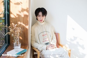 Hyunjin - Clé: Levanter Promotion Photoshoot sa pamamagitan ng Naver x Dispatch