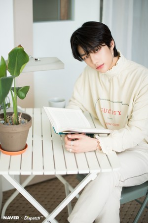 Hyunjin - Clé: Levanter Promotion Photoshoot by Naver x Dispatch