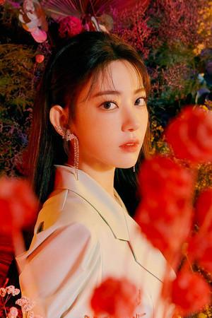 IZ*ONE - 1st Album [BLOOM*IZ] - Miyawaki Sakura