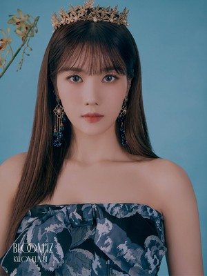 IZ*ONE - 1st Album [BLOOM*IZ] OFFICIAL fotografia 'I AM' ver. - Eunbi