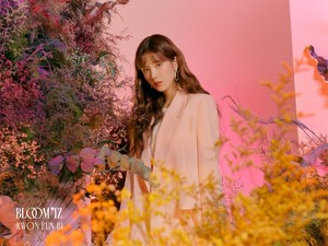 IZ*ONE - 1st Album [BLOOM*IZ] OFFICIAL foto 'I AM' ver. - Eunbi