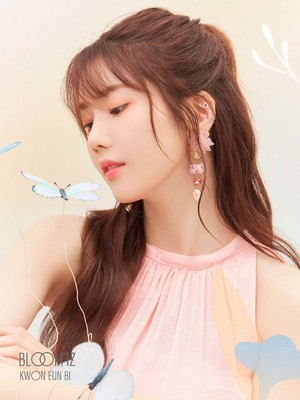 IZ*ONE - 1st Album [BLOOM*IZ] OFFICIAL foto 'I WAS' ver. - Eunbi