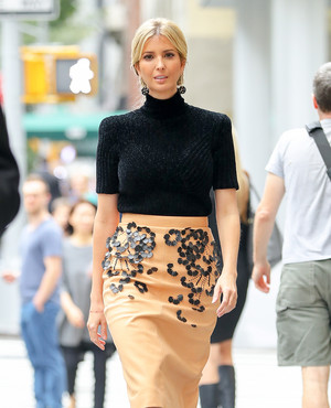Ivanka in NYC ~ September 18, 2017