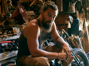 Jason Momoa - Men's Journal Photoshoot - 2018