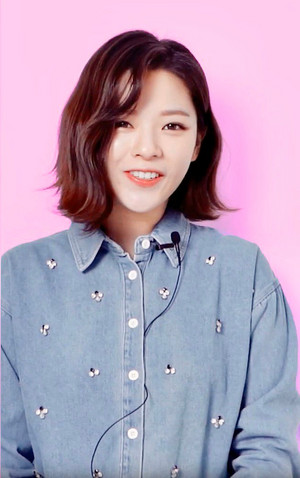 Jeongyeon for Bench