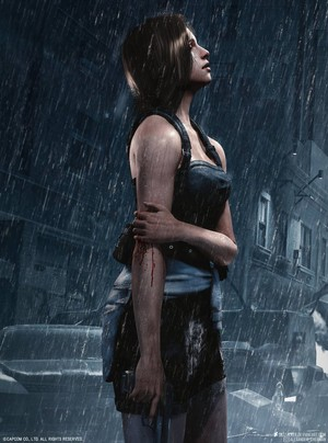 Jill Valentine (RE3 Remake - 2020)
