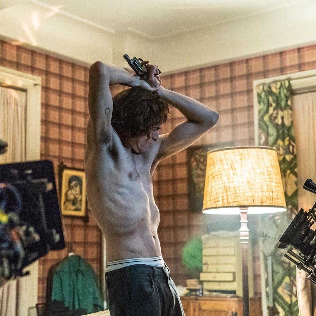 Joker (2019) Behind the Scenes - Joaquin Phoenix
