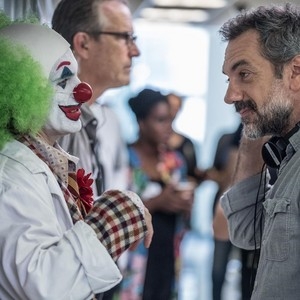 Joker (2019) Behind the Scenes - Todd Phillips and Joaquin Phoenix