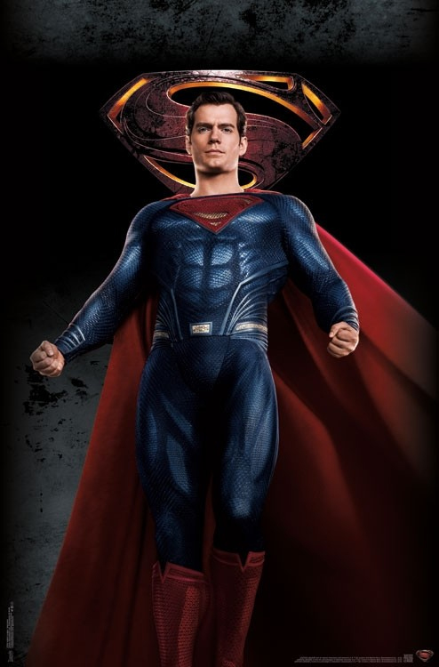 Justice League 2017 Poster Superman Justice League Movie Photo 43105446 Fanpop
