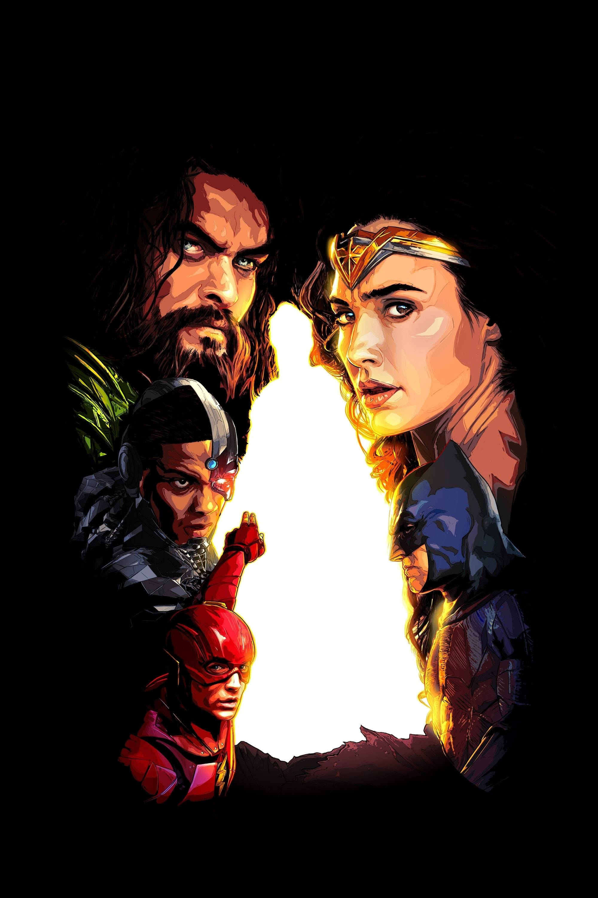 Justice League (2017) Poster
