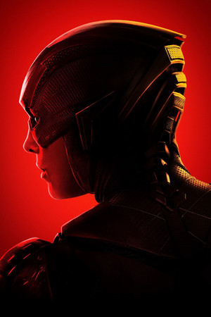 Justice League (2017) Profil Poster - The Flash