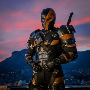 Justice League (2017) Still - Death Stroke