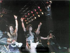 Kiss ~Baltimore, Maryland...November 27, 1984 (Animalize World Tour)