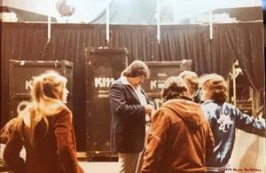 KISS ~Huntsville, Alabama...December 14, 1979 (Dynasty Tour)