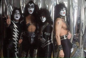 Kiss ~Stockholm, Sweden...November 22, 1982 (Sheraton Hotel)