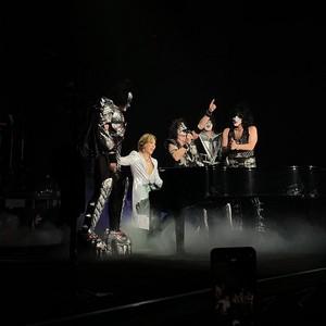 吻乐队(Kiss) with Yoshiki ~Tokyo, Japan...December 11, 2019 (End of the Road Tour)