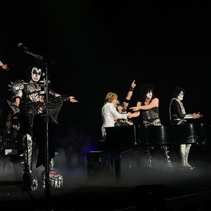 KISS with Yoshiki ~Tokyo, Japan...December 11, 2019 (End of the Road Tour)