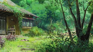 Karigurashi no Arrietty 壁紙