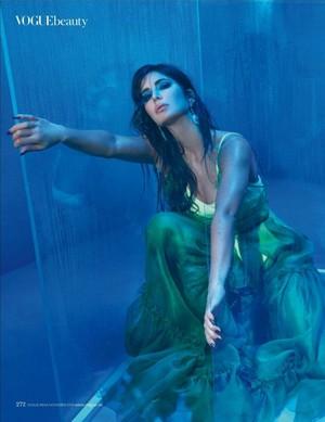 Katrina Kaif  Vogue India 2019