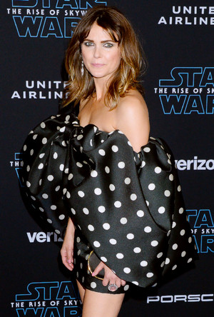 Keri Russell - premiere of bintang Wars: The Rise Of Skywalker - December 16, 2019