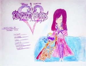 Kingdom Hearts Kairi's Journey