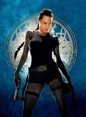 Lara Croft: Tomb Raider (2001) Poster