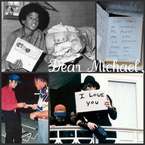 Letters to Michael
