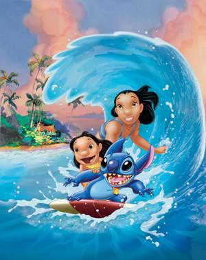 Lilo and Stitch (2002) Poster