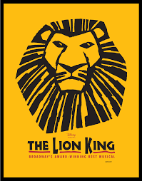 Lion King Theater Poster