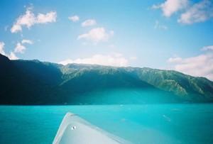 Lomo Frogeye Tahiti کیاک