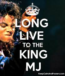 Long Live To The King MJ
