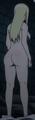 Lucy Heartphilia nuda di spalle - fairy-tail-lucy-heartfilia photo