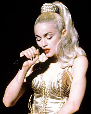 Madonna truth of dare tour